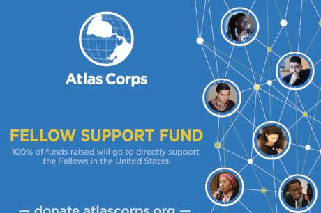Build Bridges. Support Leaders. Atlas Corps.