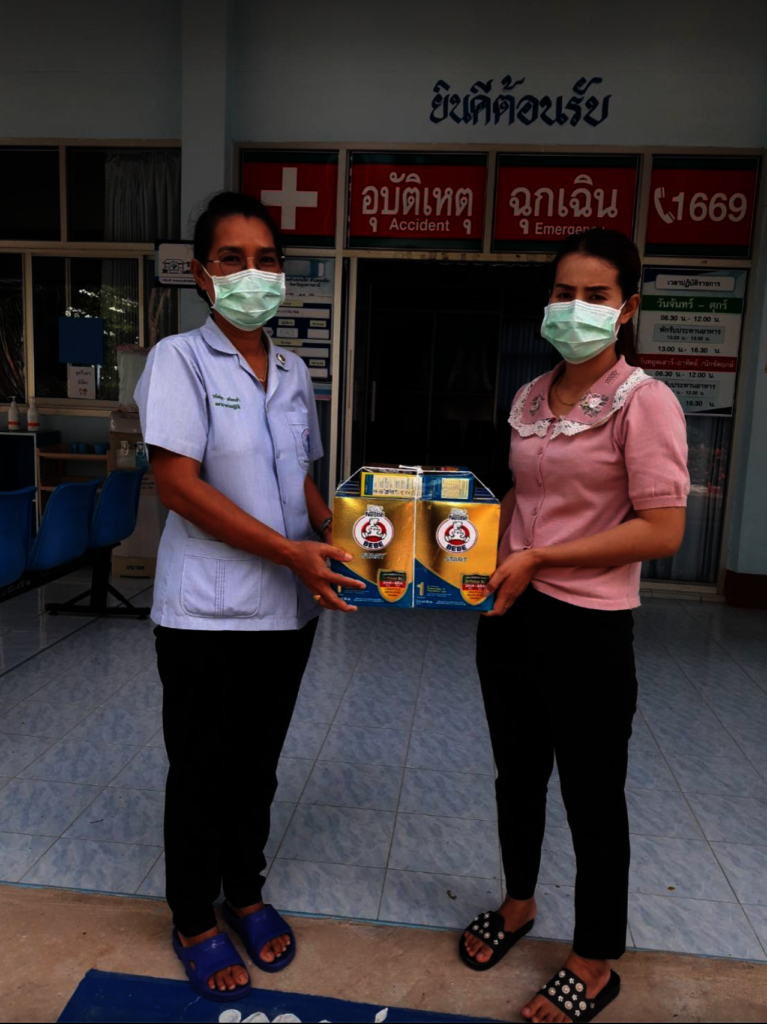 Provide baby formula to 500 families in Thailand