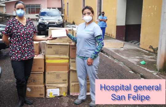 Hospital San Filipe Street