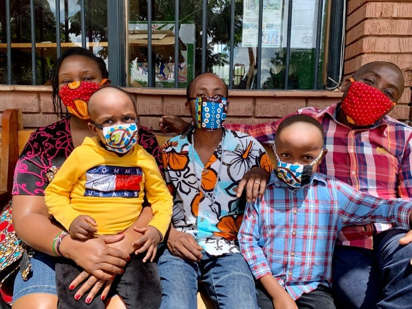 Family Cloth Mask Initiative