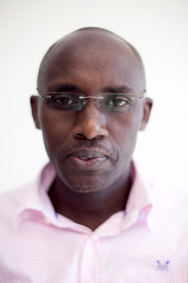 Rwandan Lawyer Jacques Karamira