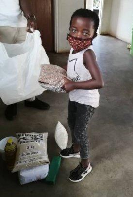 Emergency Response to COVID-19 in Moya Communities