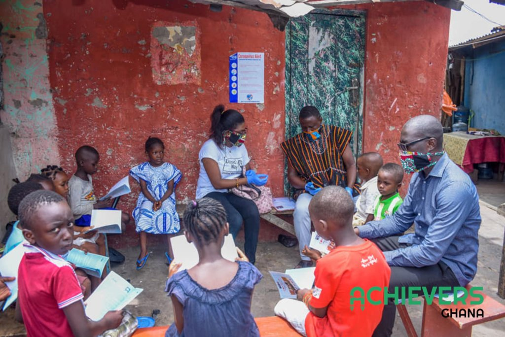 COVID - 19 Home Literacy Project for 1,500 Girls