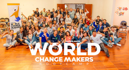 Transformative Bootcamp for 200 Youth in LATAM