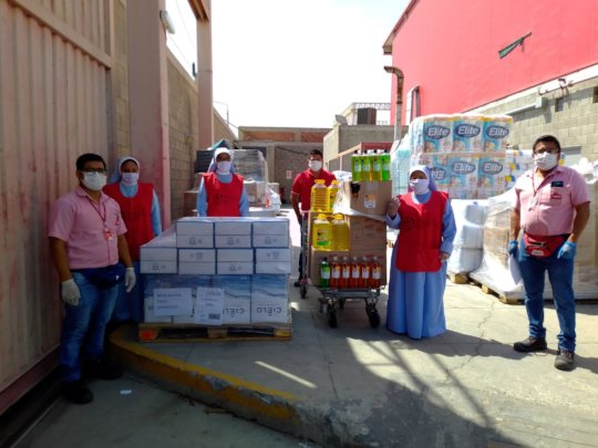 Banco de Alimentos Peru