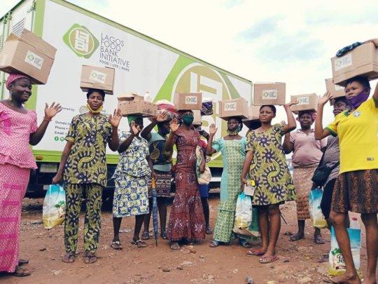 Lagos Food Bank Initiative - Nigeria
