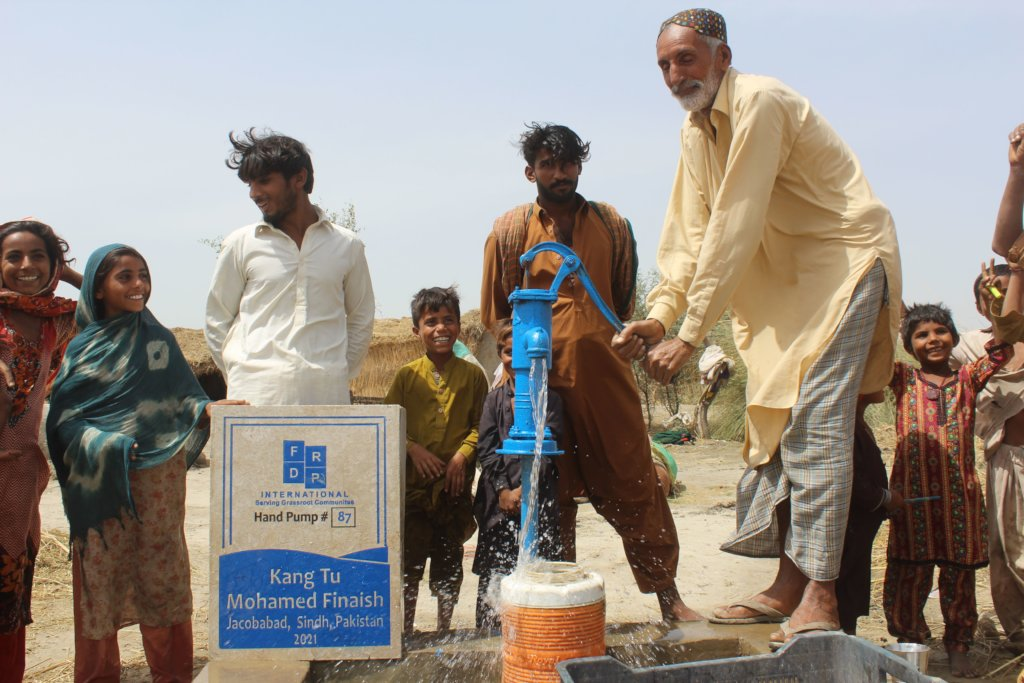 Safe Drinking water for Pakistan