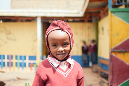 Keep 1,000 Children Safe & Learning during COVID19