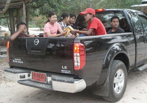 Transportation to Migrant Rights Training