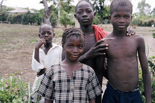 Build Latrines in Rural Haiti