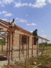 Work begins on the school building