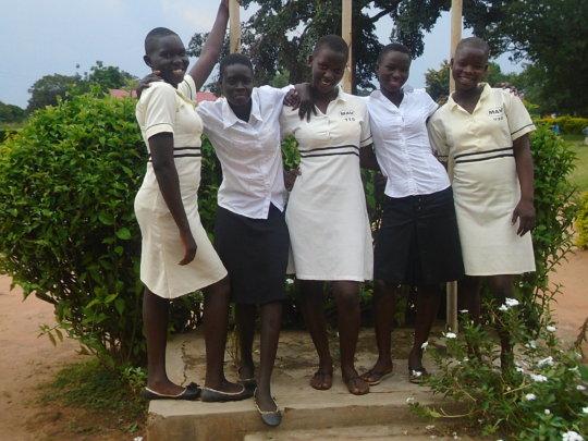 Acholi Girls