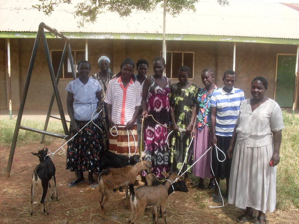 Kati Woko Con Ber group, Dure- Pader district