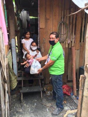 Covid-19 Relief for Inter-Faith Filipino Children