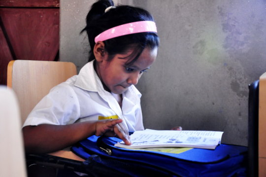 Empowering Girls through Education