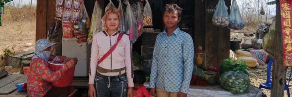 Solar micro-grids in remote Cambodian villages