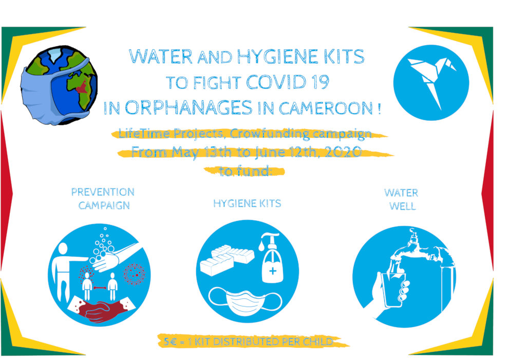 Water and hygiene kits to fight COVID-19