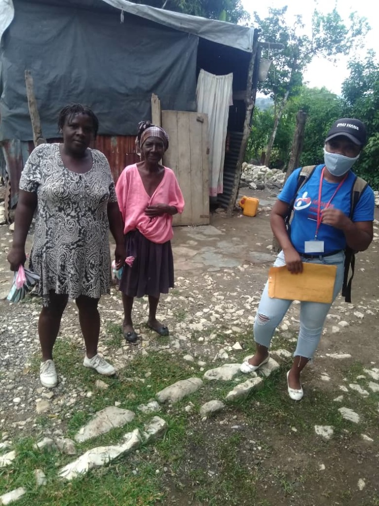 Fighting COVID-19 In Haiti 4 Community Justice!