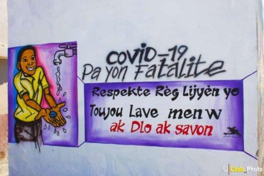 Fighting COVID-19 In Haiti 4 Community Justice!