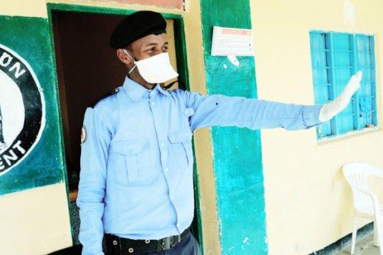 Act to prevent coronavirus' spread in East Africa