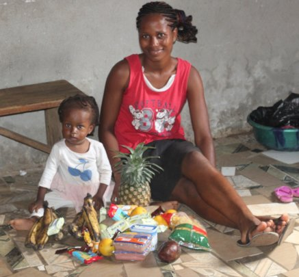 Food For Starving COVID-19-Affected Families