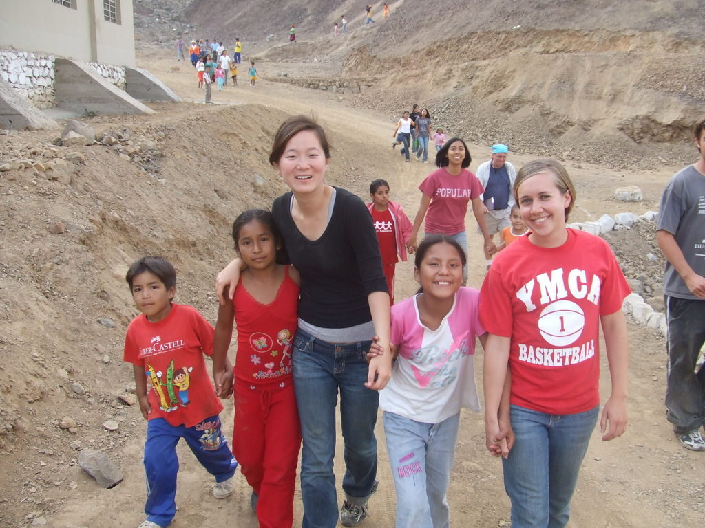 Providing drinking water for 100 Peruvian families