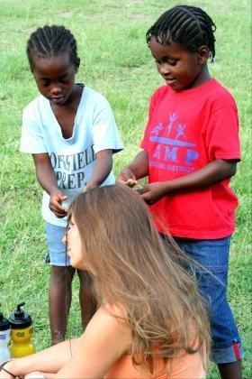 Rebuilding women's community center in Jamaica