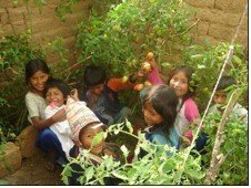 Provide agriculture training for Bolivian children