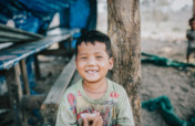 COVID-19 Food Relief for Refugees in Myanmar
