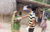 COVID-19 relief: Food and Essentials for the poor