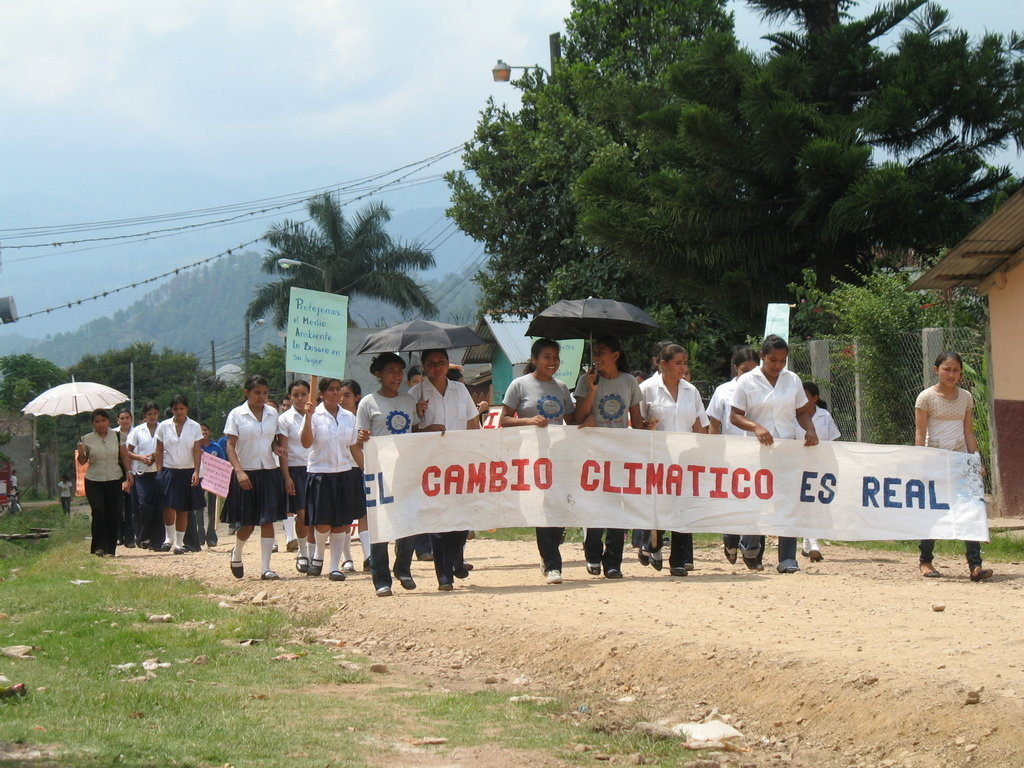 Youth Education and Food Sovereignty in Honduras