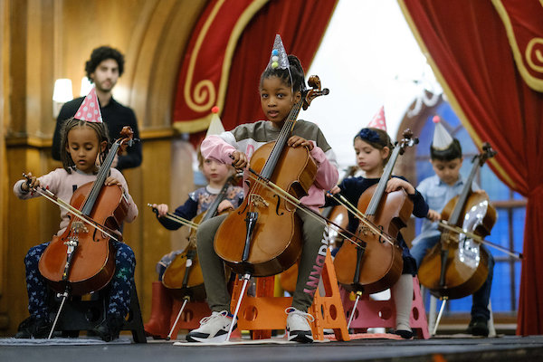 Keep N. Kensington Children's Orchestra Playing!