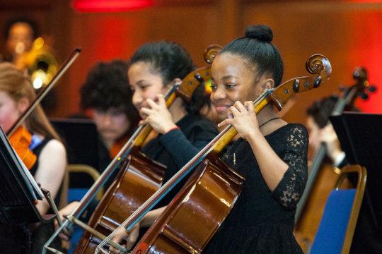Keep N. Kensington Children's Orchestra Playing!