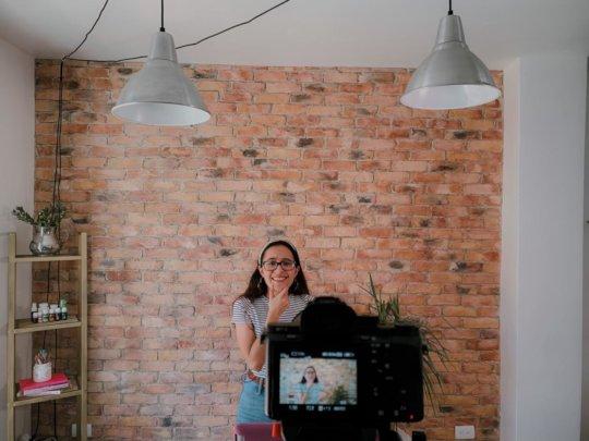 Video production, prevention webinar for children.
