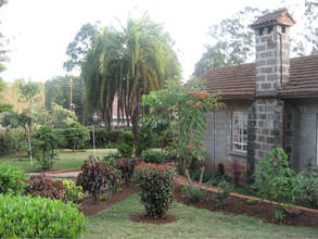 The Safe House and Garden