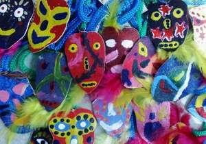 Craft for the Masskara Festival