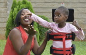 Empower 52 Children with Cerebral Palsy in Kenya