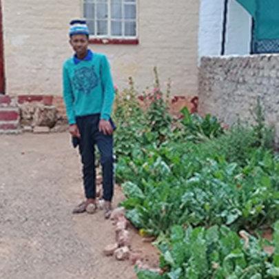 Gardener brings Seeds for Life to Graaf-Reinet