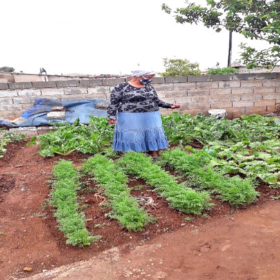 Lungelwa is inspired to become a farmer