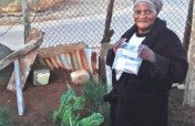 Food Gardens for Hungry South African Families