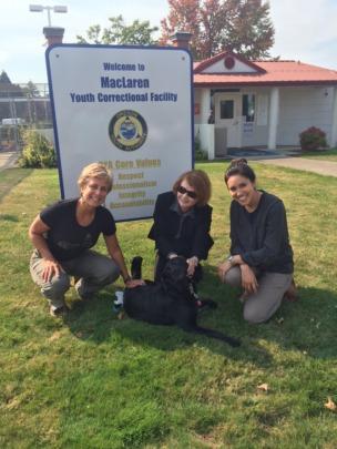 Donna Callejon, Joan Dalton & Jacqueline Lee