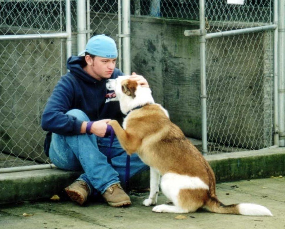 Change the Lives of Troubled Youth & Shelter Dogs