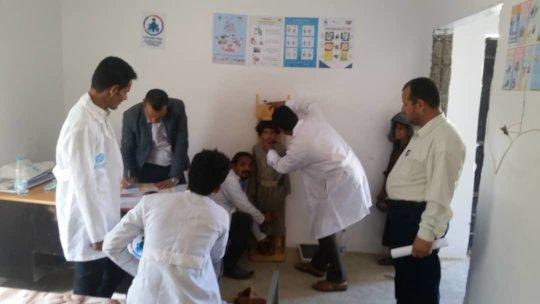 Training for health worker on children healthcare
