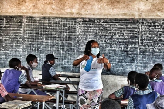 Menstrual health and hygiene education...