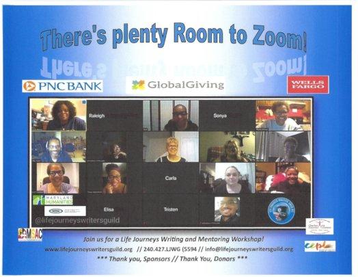 There's Plenty Room to Zoom!