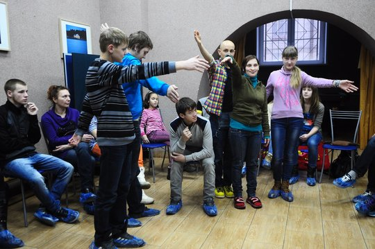 Prepare 30 Russian Orphans for Adult Life