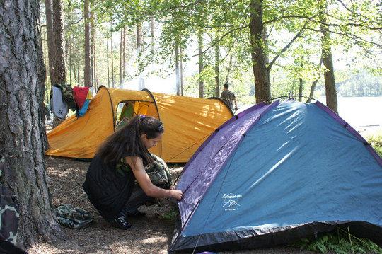 summer hike 2011