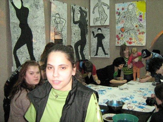 Orphan art project