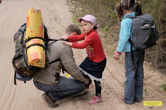 Ex-orphanage parents grow closer to their kids