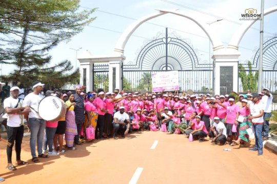 2019 Walk for Hope & Fight to End Cancer- Anambra